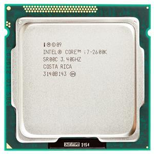Intel Core i7 2600k 3.4GHz LGA 1155 SandyBridge CPU